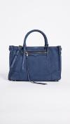 Rebecca Minkoff Regan Handbag Navy