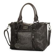 Lois Women's Top-Handle Bag Black Black L