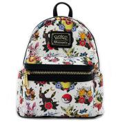Pokemon Eevee Tattoo Mini Backpack