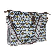 Nicky James Elephants Crossbody Day Bag