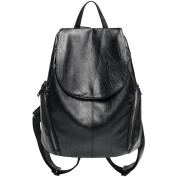 Women's Backpack Purse Pu Leather Ladies Casual School Bag