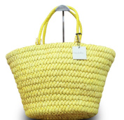 My-Musthave Men's Shoulder Bag Yellow yellow mittel