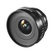 'Xeen Cinema 20/1.9 Nikon F Lens Full Size – Black