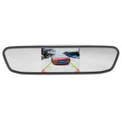 11cm HD Rear View Mirror Monitor+ 170¡ã Car Backup Night Vision Camera Kit