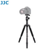 Ares Photo® Lightweight Portable with 360 ° Ball Head Made from High Quality Aluminium Alloy Professional Camera Tripod, Compatible with Canon Nikon Sony Pentax Fuji Olympus