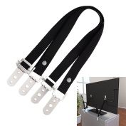 Safety TV Furniture Straps Anti-Tip Anchors Childproofing for Light & Heavy Furniture