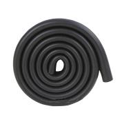 0.6m x 0.05m Wash Sink Edge Guard Strips Black Corner Protection Cushion for Bedroom Furniture Kitchen Units