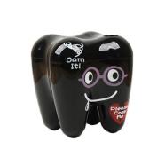 Teeth Shaped Storage Box Kid Toy Organiser with Cute Smileys