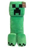 Minecraft Green Throw Pillow