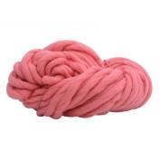 LCLrute Super Soft Bulky Arm Knitting Wool Roving Crocheting Wool Yarn DIY