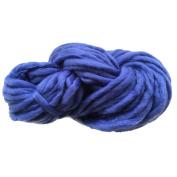 DIKEWANG 1PC DIY Wool Yarn Super Soft Bulky Arm Knitting Wool Roving Crocheting Yarn,Perfect for Kinting Sweaters,Hats,Scarves,Blanket