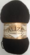 Alize Angora Gold Plain - 60 Black