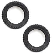 Wingsmoto 12 1/2 x 2.75 (12.5 x 2.75) Tyre Tyre for Razor Dirt Rocket MX350 MX400 Mini Dirtbike 2 Pcs