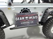 Gear Head RC Scale Vinyl Banner
