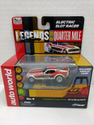 Auto World SC285 Legends of the Quarter Mile Connie Kalitta 1972 Ford Mustang Funny Car HO Scale Electric Slot Car
