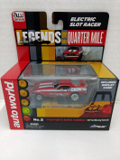 Auto World SC285 Legends of the Quarter Mile Foster's King Cobra 1972 Ford Mustang Funny Car HO Scale Electric Slot Car
