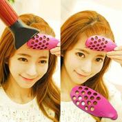 Vin beauty Fringe Bang Styling DIY Hair Curler Clip Tool Air Bangs Holder Salon Hairstyle New