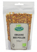 Organic Bee Pollen 100g by Hatton Hill Organic - Free UK Delivery