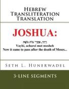 Joshua: Hebrew Transliteration Translation