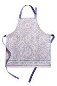 Maison d' Hermine Mandala 100% Cotton Apron with an adjustable neck & Visible centre pocket 70cm by 80cm