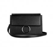 Women,Elegant Rings Shoulder Bag,Leather,Large,Messenger Bag,Ladies,Retro,Shopping Bags,office,Women's Bag