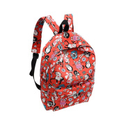 SMILEQ Fashion Rucksack School Bag Lovely Cat Print Gripesack Backpack Handbag Large Capacity Bookbag