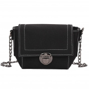 LILICAT Women Messenger Bag Casual Crossbody Shoulder Bags Clutch Bags Handbags Packges Chain Shoulder Purse Coin Purse Solid Colour