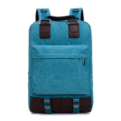 Retro Men And Women Outdoor Canvas Travel Backpacks Fashion Backpacks Student Laptop Bags