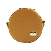Lucrezia Cross-body bag in soft calf skin leather - 9125 - Leather bags