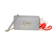 Moschino Women's Cross-Body Bag Grey grey