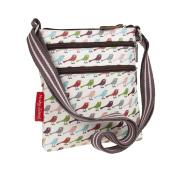 Nicky James Birds Mini Crossbody Bag