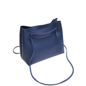Fashion Women Girls Leather Solid Handbag Crossbody Bag Shoulder Bag Handbag Totes Bucket Bag