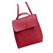 Fashion Women Handbag, Lady Girls Leather Satchel Shoulder Bags Backpack School Rucksack Bags Travel