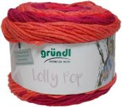 LOLLY POP farbverlaufs - High-Speed Knitting Yarn Reds 07