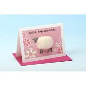 Vanessa Bee Ewe're Fab Ewe Lous Greeting Card