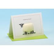 Vanessa Bee Missing Ewe Greeting Card