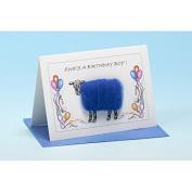 Vanessa Bee Ewes a Birthday Boy Greeting Card