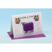 Vanessa Bee Ewe're A Star Greeting Card