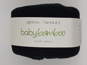 Sirdar Snuggly Baby Bamboo DK - 50g 103 Liquorice