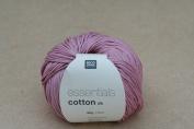 Rico Essentials Cotton DK 019 Dusky Pink