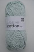Rico Creative Cotton Aran Smokey Blue 31