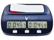 CALESI Digital Chess Clock FIDE Approved Chess Timer