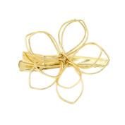 Profusion Circle Women Girls Fashion Hollow Flower Hair Clip Hair Pin Hair Styling Accessories Tool