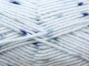 Sirdar Snuggly Spots Knitting Yarn DK 707 Polka Dot - per 50 gramme ball + Free Minerva Crafts Craft Guide