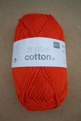 Rico Creative Cotton DK Orange 007