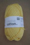 Rico Creative Cotton DK Light Yellow 003