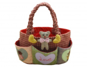 Home Pouch Bag Basket Making Kits Craft Sewing Projects Craft Kits for Adult
