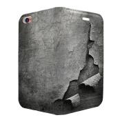 Industrial Art Print Full Flip Case Cover For Apple iPhone 5 - 5S - SE - S6498