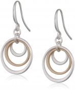 Pilgrim Women Silver Plated Dangle & Drop Earrings - 641736043