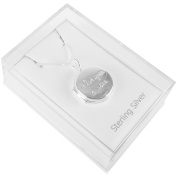 Premium 925 Sterling Silver Wish Upon A Star Locket Pendant